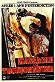 The Texas Chainsaw Massacre Poster Movie (27 x 40 Inches - 69cm x 102cm) (1974) (French Style A)