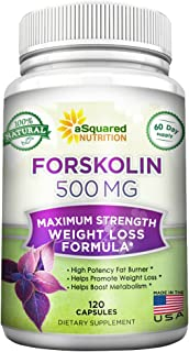 forskolin extract for weight loss by aSquared Nutrition