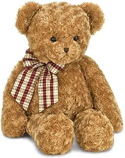 Bearington Wuggles Brown Plush Stuffed Animal Teddy Bear, 18 inches
