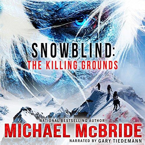 Snowblind II audiobook cover art