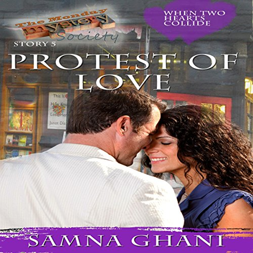Protest of Love audiobook cover art