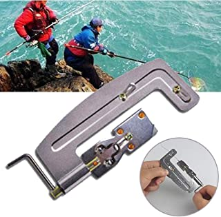 856store Portable Hook Tier Metal Semi Automatic Machine for Lure Fishing Tie Device
