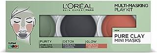 L'Oréal Paris Pure Clay Multi-Masking Play Kit 30ml