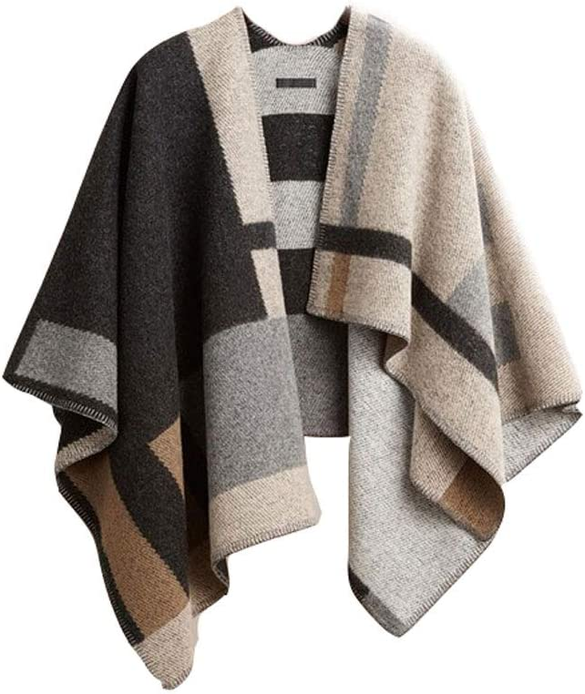 Lxrzls Casual Wild Scarf Soft Wool and Autumn Wrap Ranking integrated Dedication 1st place Shawl Winter