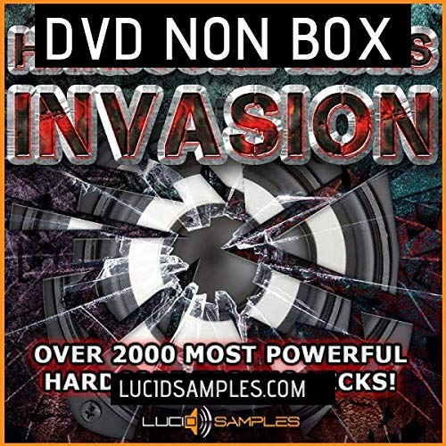 Dj Samples HARDCORE KICKS INVASION es absolutamente la colección de samples más...