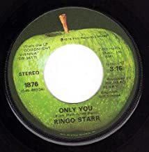 Only You/Call Me (VG PS & 45 rpm)