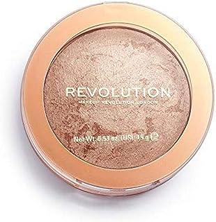 Makeup Revolution Bronzer Reloaded, Face Make Up, Bronzer Powder, Compact Palette, Holiday Romance