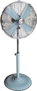 Lszdp-negozio Ventilador electrico Ventilador De Pie Ventilador De Pie Soporte De Metal Retro Ventilador Eléctrico