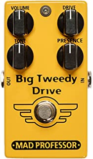 Mad Professor Big Tweedy Overdrive Effects Pedal