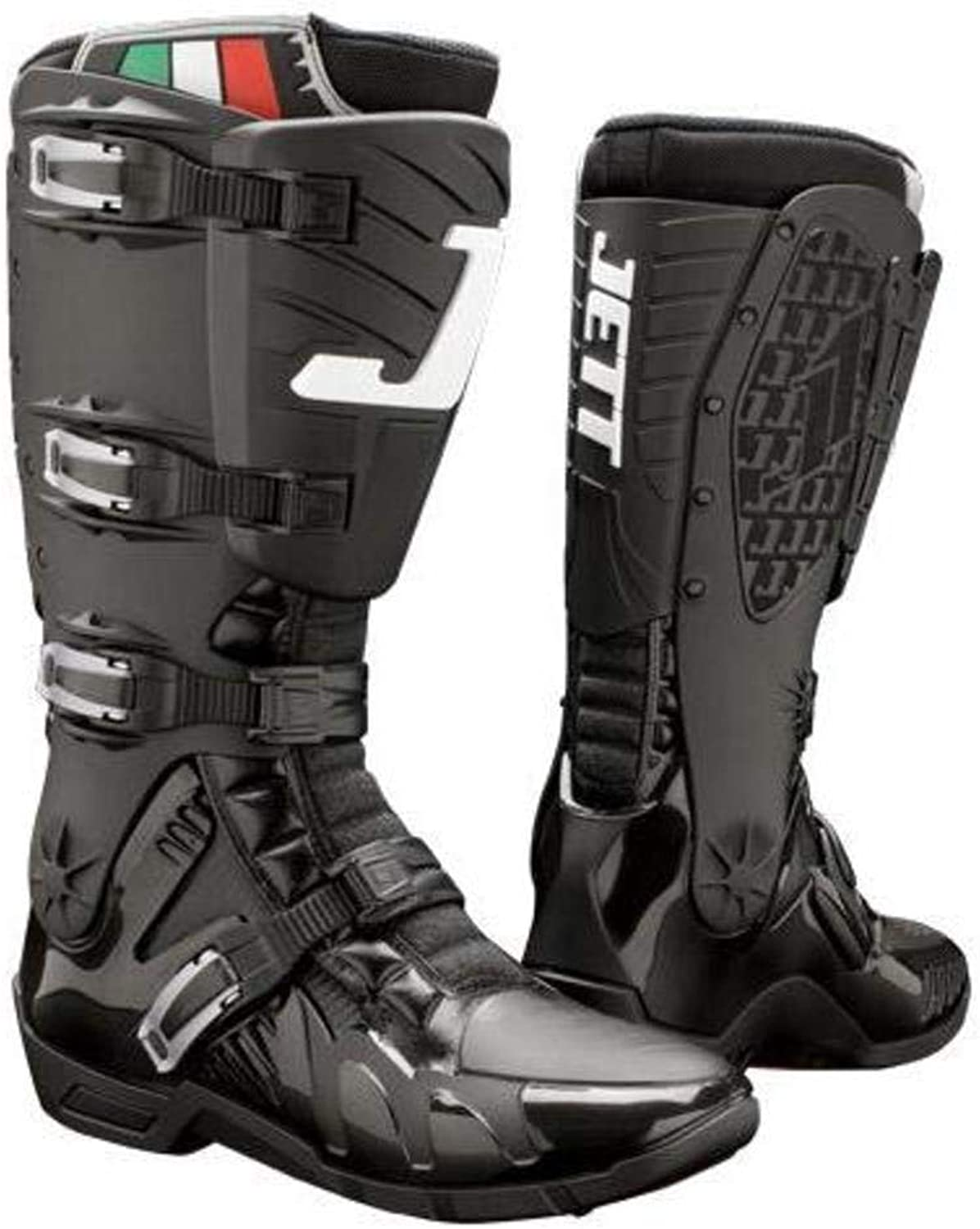Jett J1 Boot Replacement Upper with Hardware - Black - Sm 92.0005-BKS