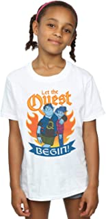Disney Girls Onward Let The Quest Begin T-Shirt