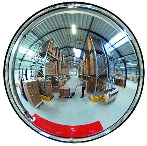 MORAVIA Raumspiegel aus Acylglas, 450 x 1000 mm, 252.20.842