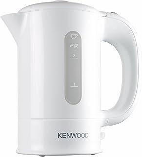 KENWOOD 英国凯伍德 出国旅行迷你电热水壶 JKP250(全球电压通用,一体式携带存放,0.5L容积)(亚马逊自营商品, 由供应商配送)