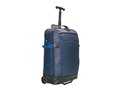 Burton Multipath Carry-On Travel Bag (Dress Blue Coated) Carry on Luggage