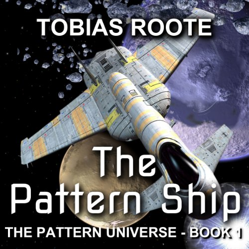 The Pattern Ship audiobook cover art