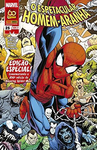 O Espetacular Homem-aranha Vol. 25