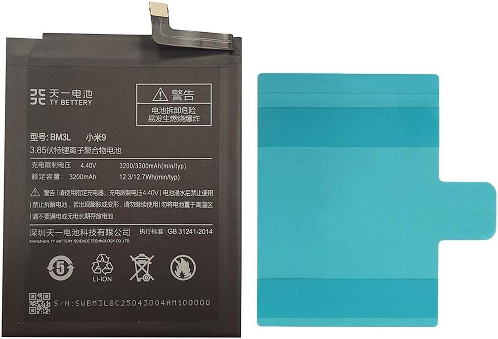 [TY BETTERY] Bateria Compatible con BM3L Xiaomi Mi 9