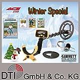 Garrett ACE{150} Special Treasure Sound con cuffie (H1)