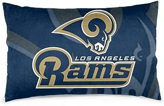 Pleasant Amazon Com Rams Throw Pillow Covers Decorative Pillows Uwap Interior Chair Design Uwaporg