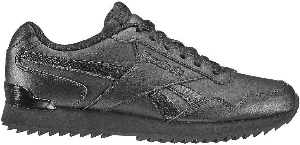 Reebok Royal Glide Rplclp Chaussures de Fitness Garçon, Noir noir 000, 36 EU