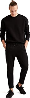 DeFacto Men slim fit men's nightwear and sleepwear knitted pyjamas bottom and trousers for men.