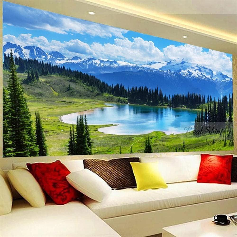 Diamond Elegant Art Lake Scenery 100% quality warranty 5D Diamo for Painting Kits Kids