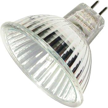 *10 pcs* MR16 75W 12V Halogen Flood Reflector Light Bulbs EYC 75-Watt Lamp