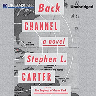 Back Channel audiobook cover art