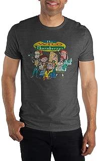 The Wild Thornberrys Men's Black T-Shirt Tee Shirt