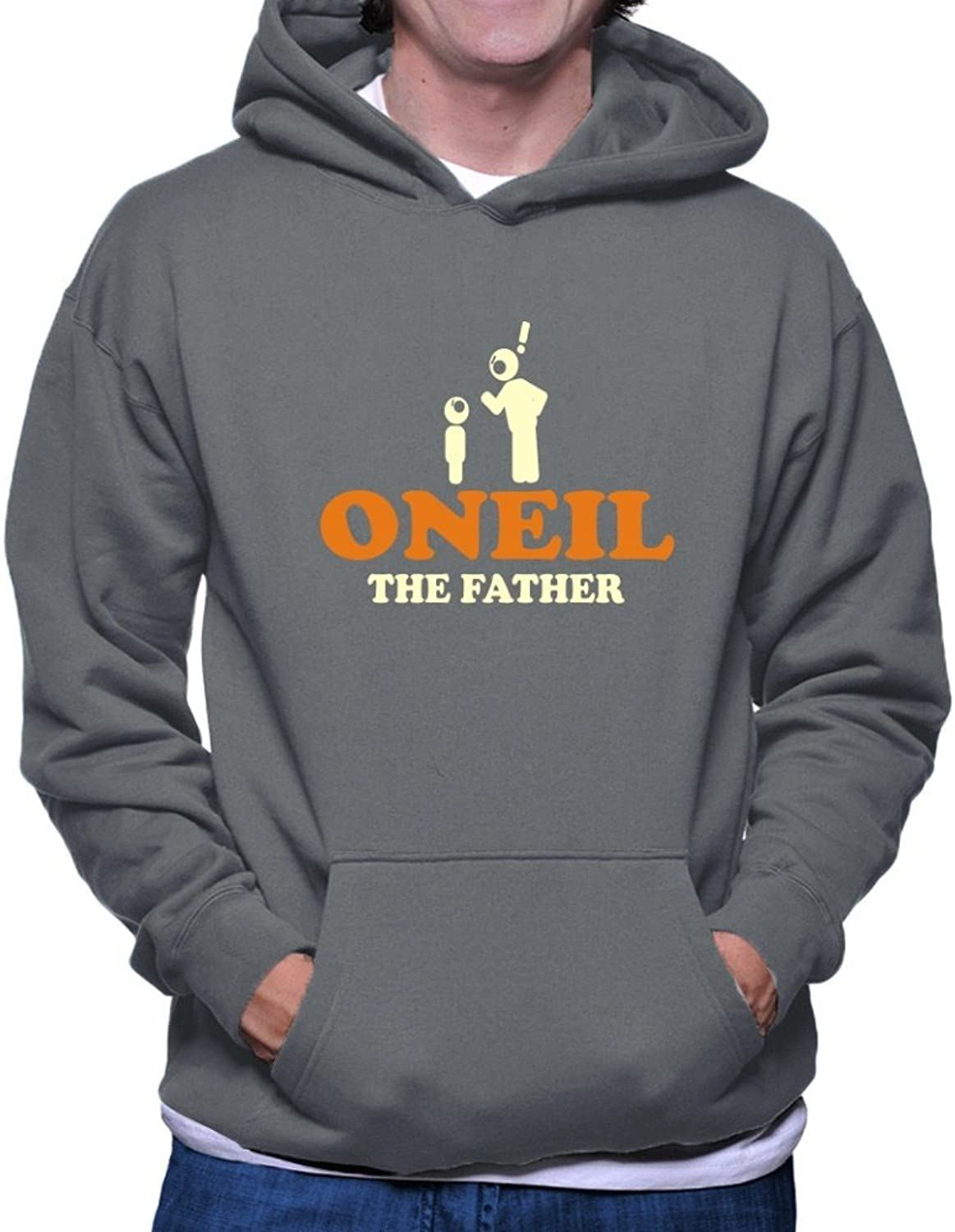 Teeburon Oneil the father Hoodie