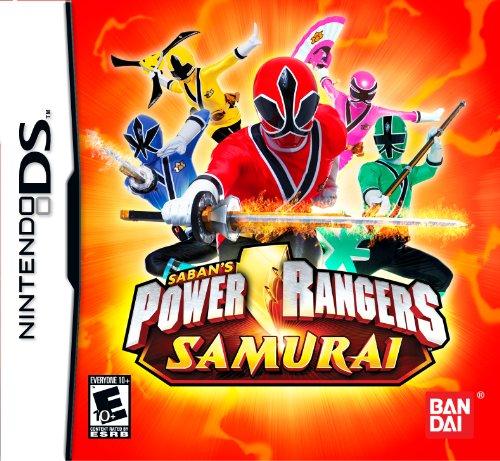 Power Rangers Samurai - Nintendo DS