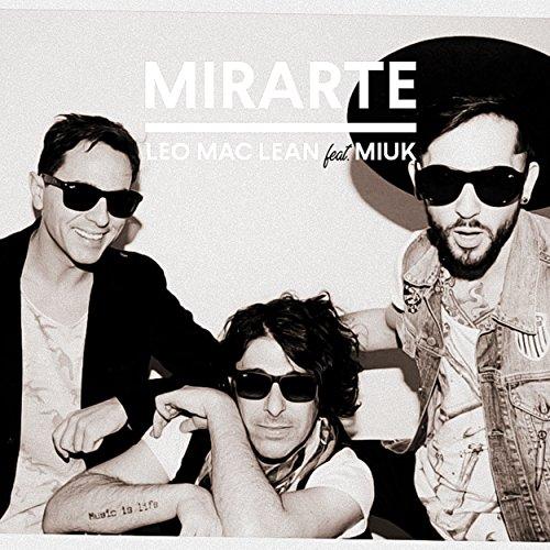 Mirarte (feat. Miuk)