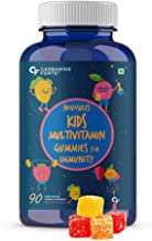 Carbamide Forte Multivitamin Gummies for Kids & Adults with Superfoods–90 Gummies