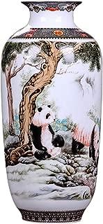 ECYC Chinese Vintage Style Vase 10