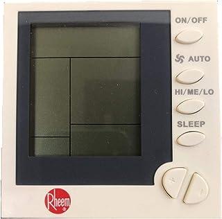 Rheem Thermostat AC 100-240v SAS903XSLP-CO-S V5.0