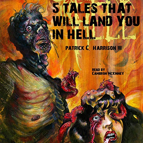Couverture de 5 Tales that Will Land You in Hell