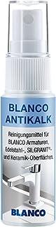 BLANCO Antikalk | für Armaturen, Edelstahl-, Silgranit- und Keramik-Oberflächen | 1 Sprühlfasche 30 ml | 520523