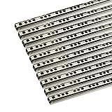 So De Tech® Notebook secciones H: 17mm/L: 246mm, 5 Paar (10 Stück)