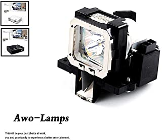 Replacement for Jvc Dla-rs67 Lamp /& Housing Projector Tv Lamp Bulb by Technical Precision