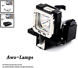 AWO PK-L2210U Premium Quality Projector Lamp Bulb with Housing for JVC DLA-F110/RS30/RS40U/RS45U/RS50/RS55/RS60/RS65/VS2100U/X3/X30/X7/X70/X9/X90