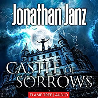 Castle of Sorrows audiobook cover art