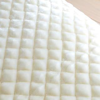 西川 西川リビング アクリル 敷パッド AP-2986 シングル 吸湿発熱 中綿増量 制電 加工 1082 アイボリー[72] シングル
