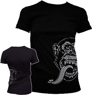 Officially Licensed Gas Monkey Sidekick Women T-Shirt