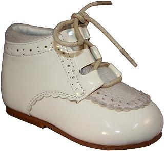 Sevva Zapatos de Niños, Zapatos de Cordones, Ocasión, Inteligente, Botas Españolas, Rollybaby, Jacob