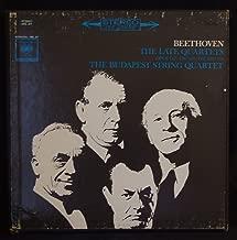 opus 131 beethoven string quartet