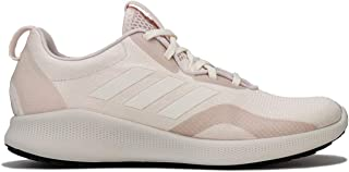 adidas Womens Purebounce+ Street Running Shoes in Orchid Tint/Cloud/Core Black