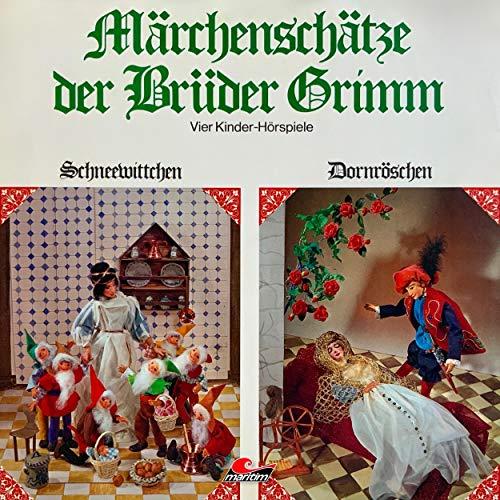 Märchenschätze der Brüder Grimm. Vier Kinder-Hörspiele Titelbild