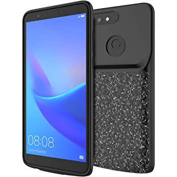 Fey-EU Funda Bateria para Huawei Honor 9 Lite, 4700mAh Batería ...