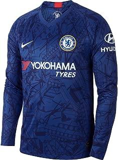 Nike Chelsea FC 2019/20 Stadium Home Men's Long-Sleeve Soccer Jersey