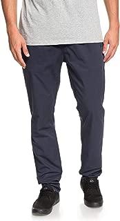 QUIKSILVER Men's Hue Hiller Elasticated Pants